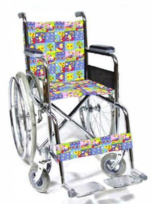Sedia a rotelle carrozzina pieghevole per bambini for Sedia a rotelle per gatti