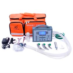 Ventilatore polmonare portatile - display 3,5