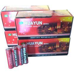 Pila batteria ministilo 1,5v um-4 r03p tipo aaa